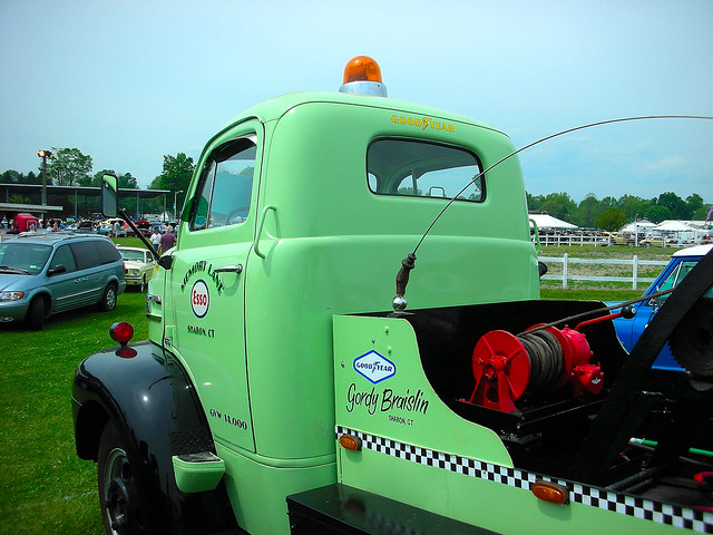 Ford 1948 F5 COE Truck http://www.flickr.com/photos/83677003@N00/4585164929/