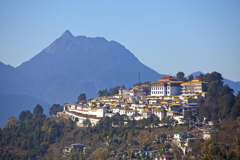 Arunachal Pradesh : Tawang, monastery #17