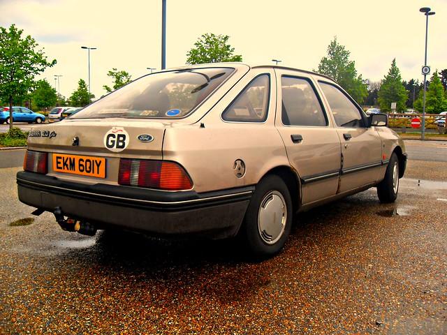 1983 Ford Sierra 2.0 Ghia