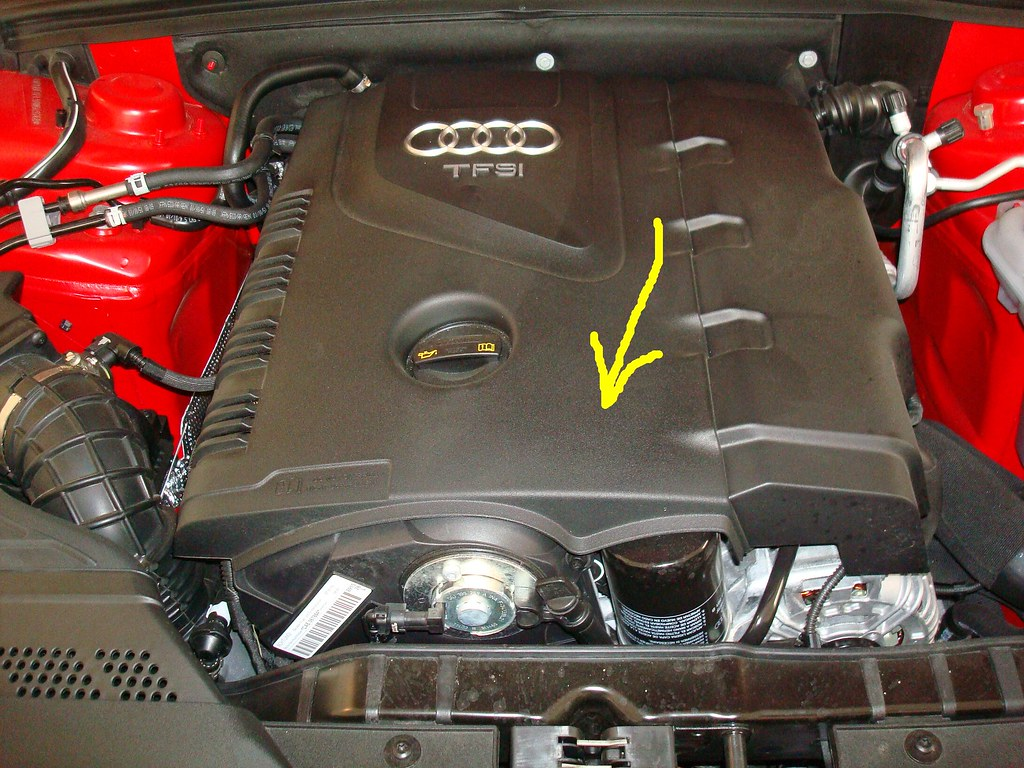 Oil change diy for Motor oil for audi q5