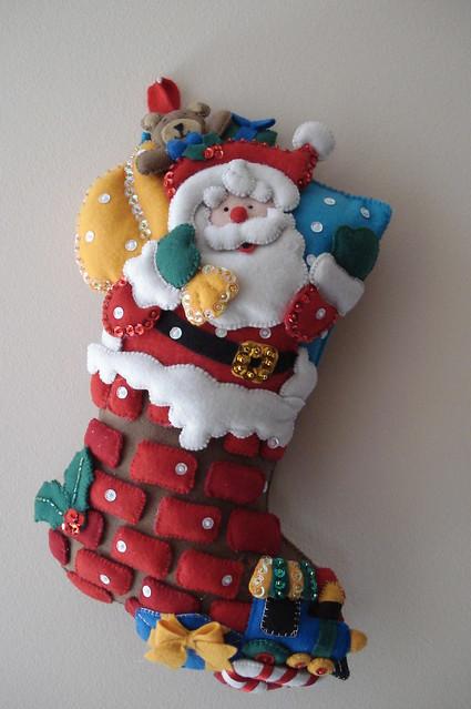 Artesanato Tecido Franzido ~ artesanato de feltro Natal 043 Explore koisalinda arte e u2026 Flickr Photo Sharing!