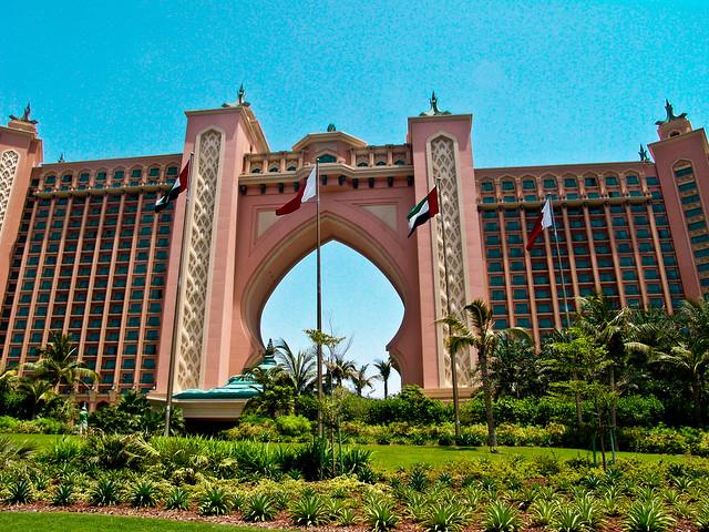 Atlantis the palm 5 star hotel dubai flickr photo sharing for Best 5 star hotels in dubai