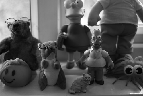 Homer and friends