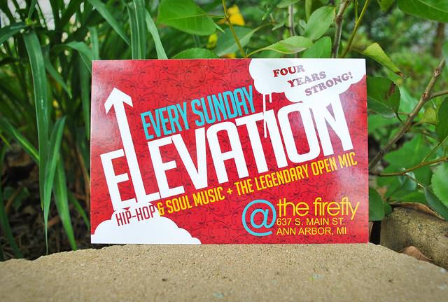 Elevation Firm Graphic Design Austin Brian Fontenot