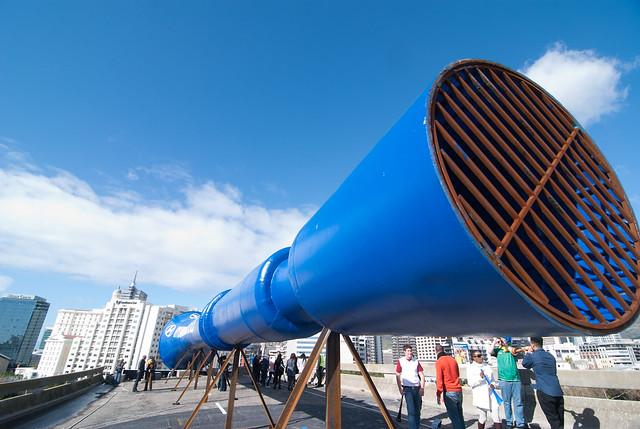 giant vuvuzela