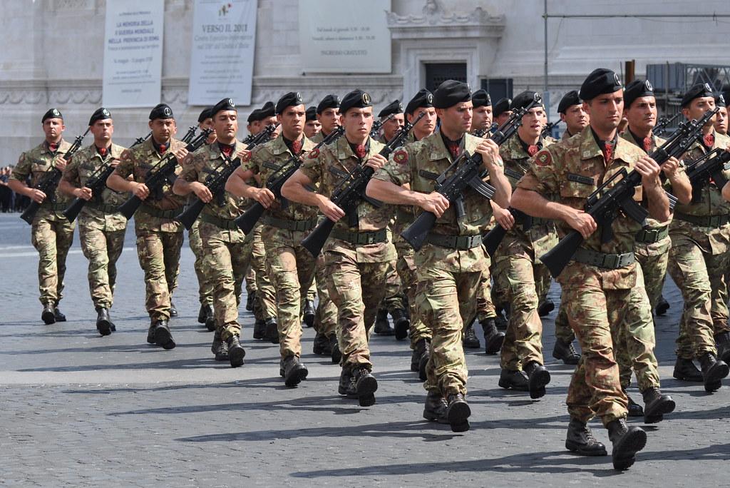 Falsi invalidi anche nell'Esercito Italiano