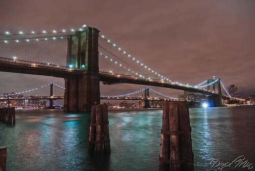 NYC - Brooklyn Bridge