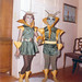 Martian Costumes Halloween 1960