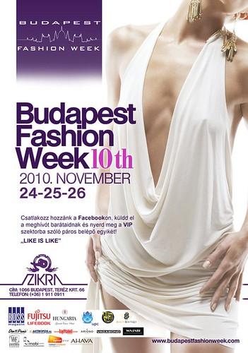 Budapest Fashion Week 2010 - Ősz