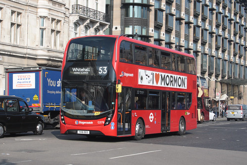 Stagecoach London 12378 YX16OGS
