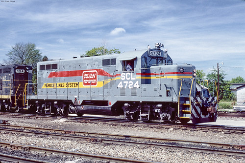 SCL 4724 Sumter SC September 1980