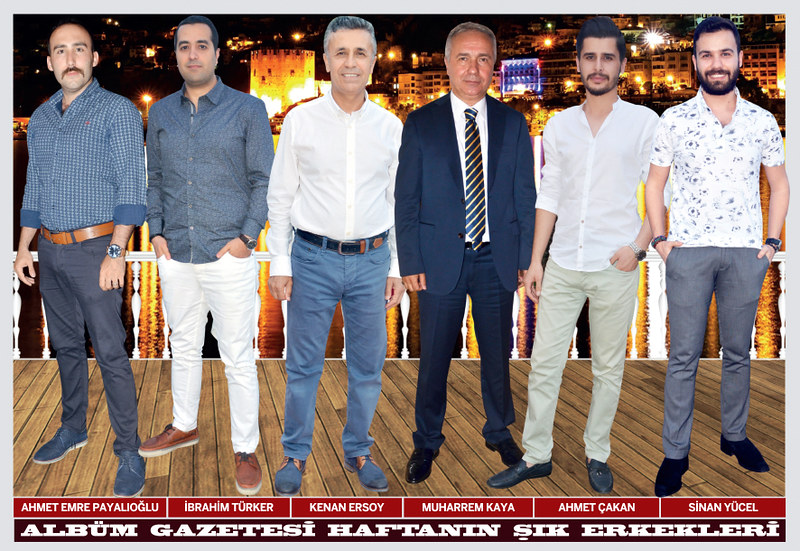 Ahmet Emre Payalıoğlu, İbrahim Türker, Kenana Ersoy, Muharrem Kaya, Ahmet Çakan, Sinan Yücel