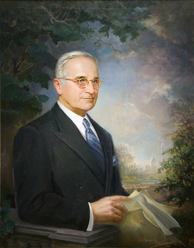 Harry S. Truman, 1948