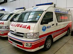Toyota Commuter Ambulance