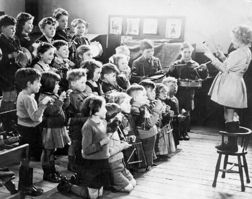 music teaching: