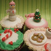 Selection of Holiday Cupcakes - <span>www.cupcakebite.com</span>