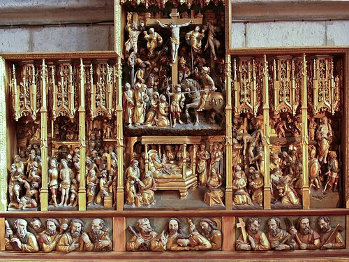 Beauvais Cathedral - Choir Screen