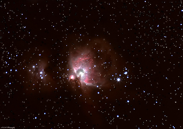Orion nebula: M42