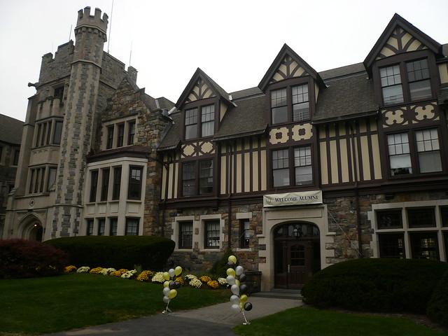 Hackley School Main Building - Main Entrance | Flickr ...
