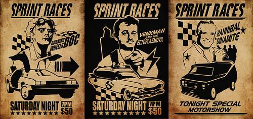 Sprint Races (09) by Eduardo San Gil