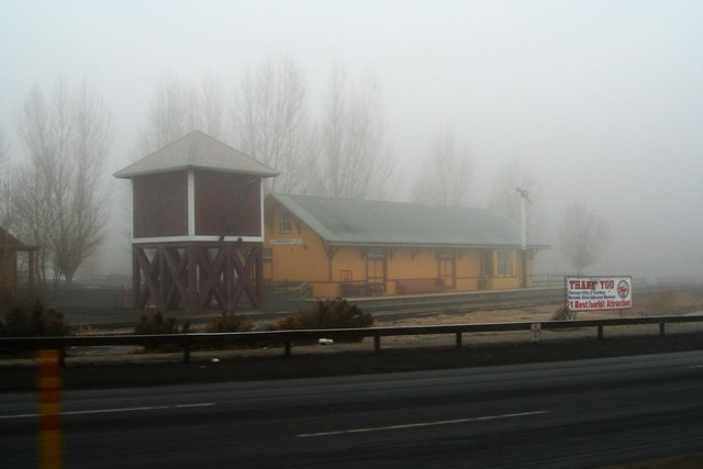 city fog machine