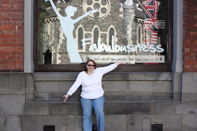 Header of fabulousness
