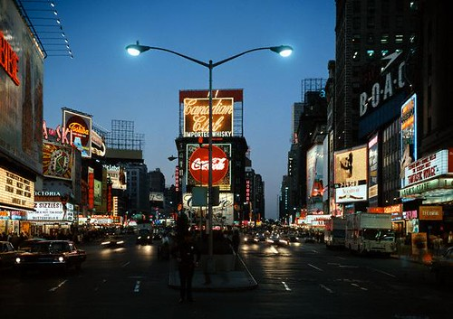 Time Square New Years