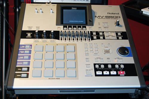 Roland gear by Nova Musik