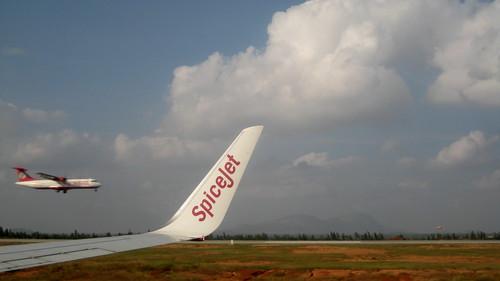 Take off + Landing