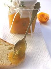 Marmellata di arancia ai pistacchi
