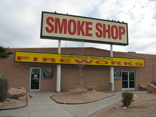 Moapa Paiute Travel Plaza Fireworks and Smoke Shop