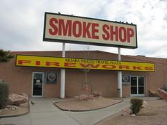 Moapa Paiute Travel Plaza Fireworks and Smoke Shop
