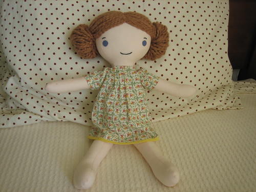 Wee Wonderfuls Kit Doll