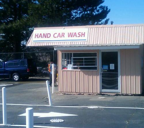 Johnny's Car Wash 2, Surrey