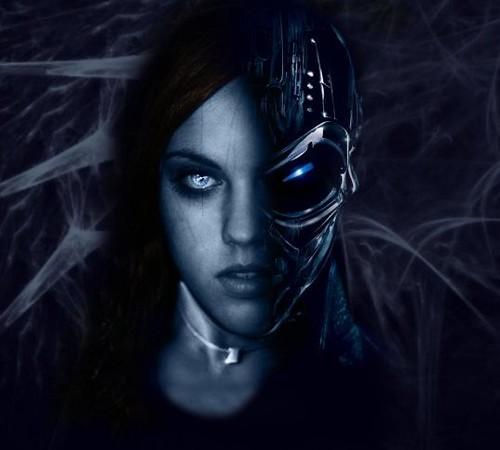 Terminator Face   Flickr - Photo Sharing!