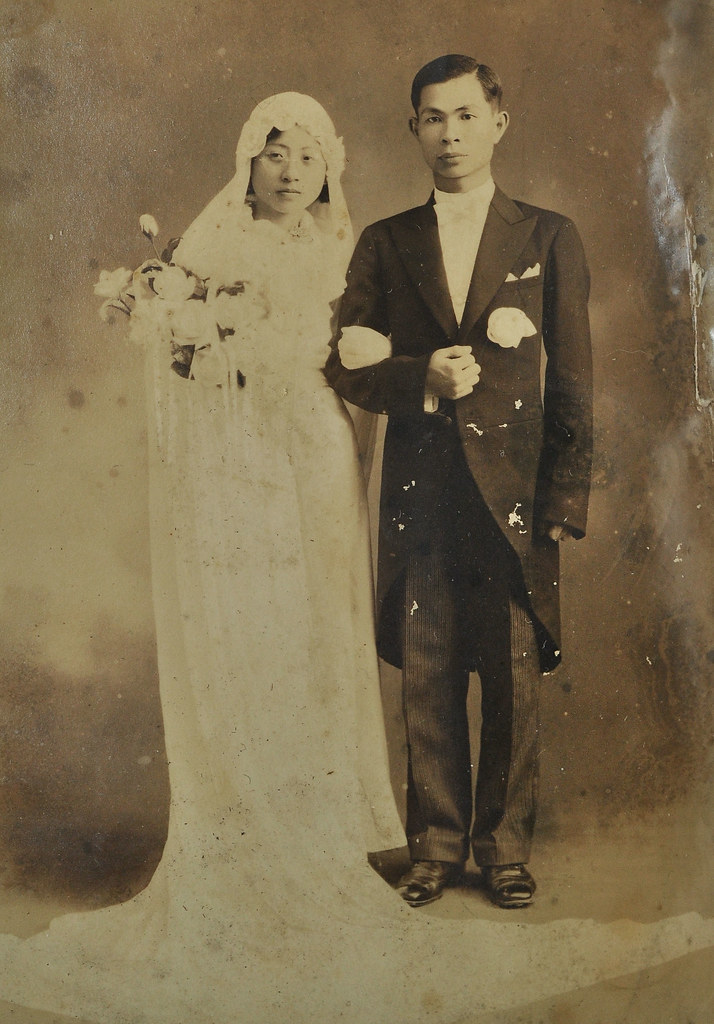 我的祖父與祖母