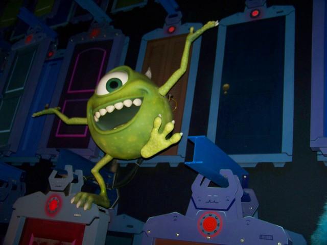Monsters Inc Food Ideas