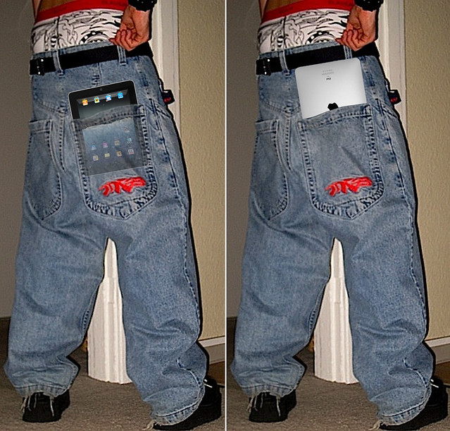 iPad iPants
