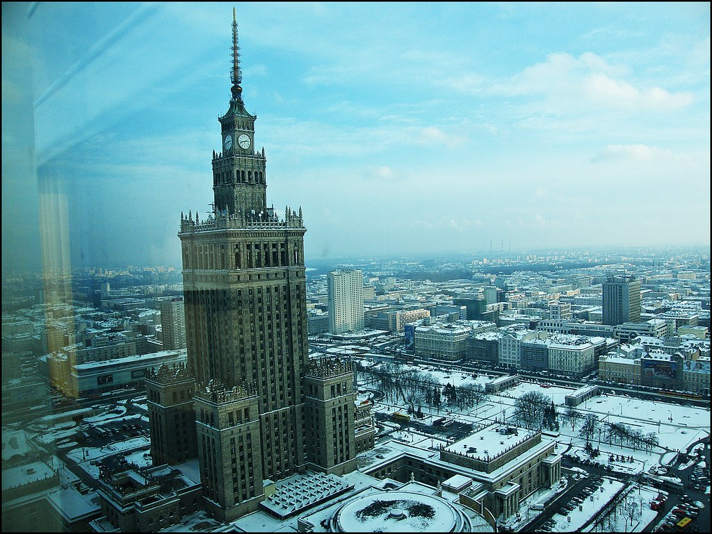 30/01/2010 - The InterContinental Warsaw Hotel - Poland - in the heart of the polish capital city! Voted best hotel in Poland 2010!:) Enjoy and so much more!:)