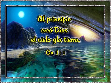Los siete dia de la creacion del mundo imagui for En 7 dias dios creo el mundo