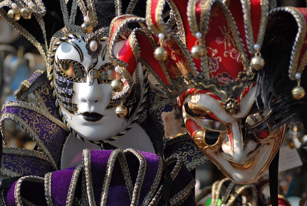 Venice Carnival ~ Carnevale di Venezia, Italiana 2010 (Italy) Newcomer Information