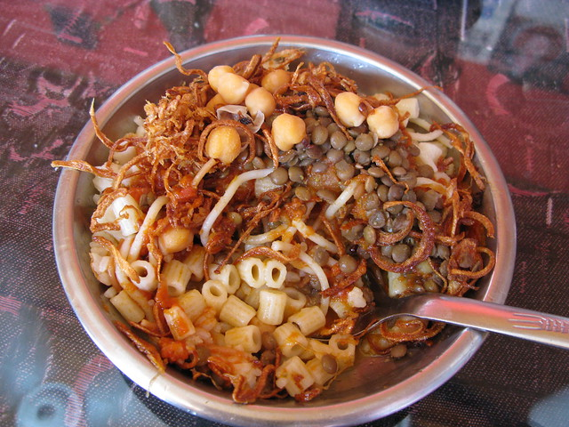 Vegetarian Food In Egypt