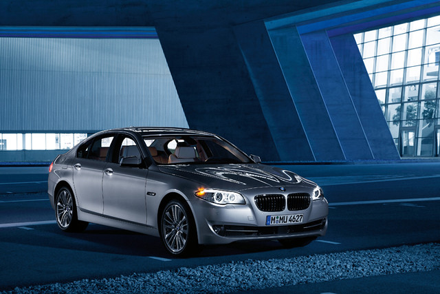 New 6th Generation BMW 5 Series Unveiled in Portugal