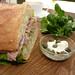 Small photo of Tuna sandwich