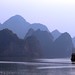 Halong Dawn by Julian Kaesler