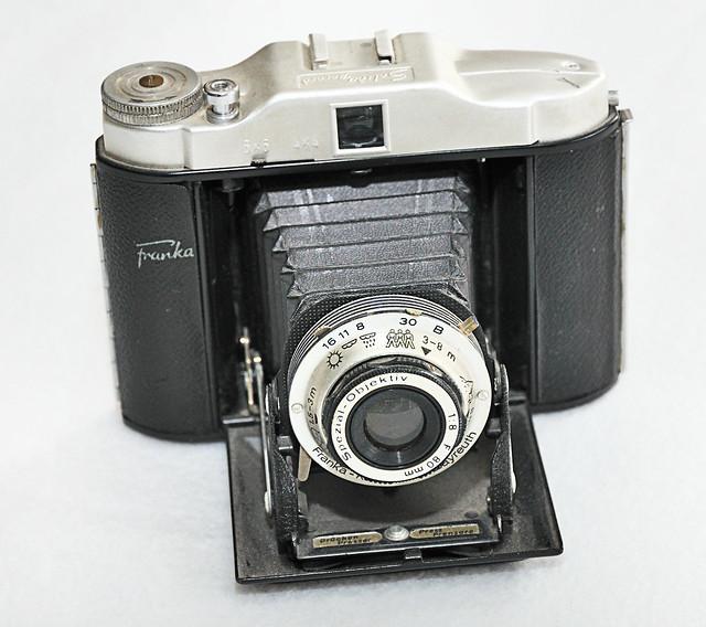 Mijn eerste 'fototoestel' - My first camera