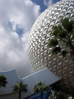 Disney Epcot Spaceship Earth | by brent flanders