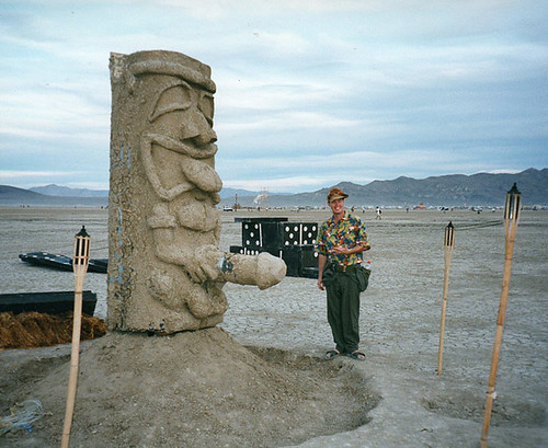 BURNING MAN NSFW
