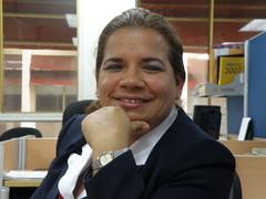Selideth de León de Bibliotecas de la Alcaldía de Panamá