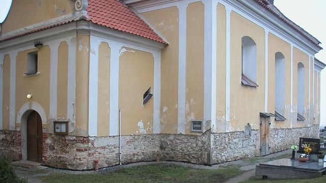 Horní Záhoří (okres Písek), kostel sv. Michala